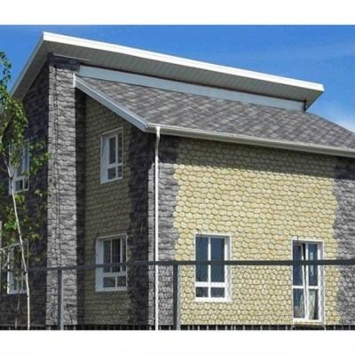 Фасадные панели Альта-Профиль Бутовый камень Скандинавский, 1130х470 мм