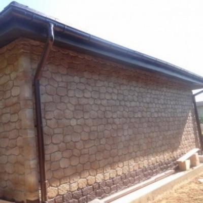 Фасадные панели Альта-Профиль Бутовый камень Скифский, 1130х470 мм