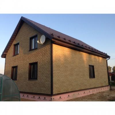 Фасадные панели Альта-Профиль Фагот Шатурский, 1,16 х 0,45 м