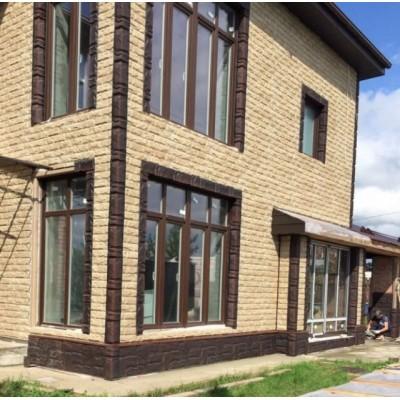 Фасадные панели Альта-Профиль Фагот Талдомский, 1,16 х 0,45 м