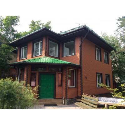 Фасадные панели Альта-Профиль Кирпич клинкерный (Красный), 1,22 х 0,44 м