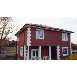 Фасадные панели Альта-Профиль Кирпич клинкерный Жженый