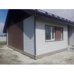 Сайдинг Блок Хаус (Blockhouse) Тимберблок Ель Скандинавская