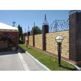 Фасадные панели Альта-Профиль Камень Пражский 04