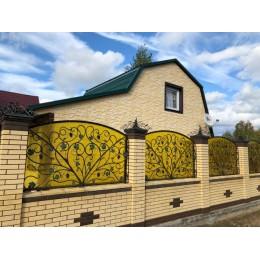 Фасадные панели Альта-Профиль Камень Шотландский (Милтон)