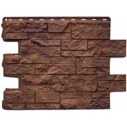 Фасадные панели Альта-Профиль Камень Шотландский (Блэкберн)