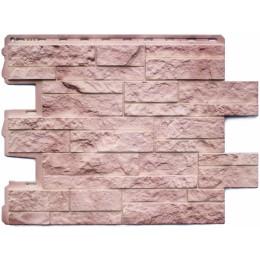 Фасадные панели Альта-Профиль Камень Шотландский (Линвуд)