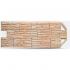 Альта-Профиль Фасадная панель Каньон (Юта), 1,16 х 0,45 м – купить по хорошей цене в Минске | Магазин СтройФормат