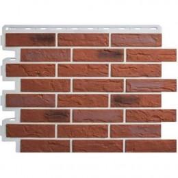 Фасадные панели Альта-Профиль Кирпич Рижский 4