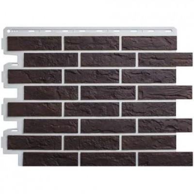 Фасадные панели Альта-Профиль Кирпич Рижский 5