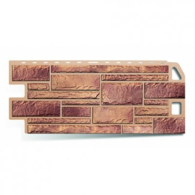 Фасадные панели Альта-Профиль Камень Кварцит