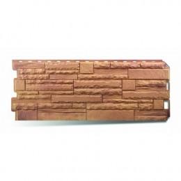 Фасадные панели Альта-Профиль Скалистый камень Памир