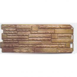Фасадные панели Альта-Профиль Скалистый камень Пиреней