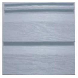 Сайдинг Ю-пласт Корабельный брус Голубой